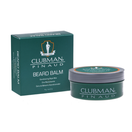 Clubman Pinaud Beard, Balm and Styling Wax – 59g