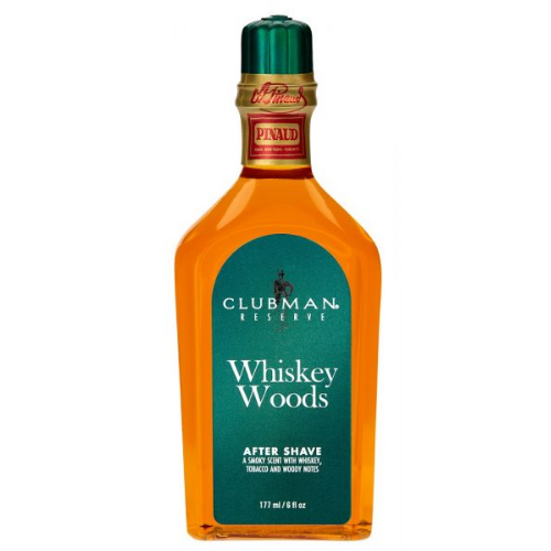Clubman Pinaud Reserve Whiskey Woods After Shave Lotion – 177ml